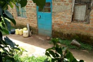 The Water Project: Jivovoli Community, Wamunala Spring -  Household