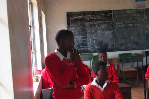 The Water Project: Shisango Secondary School -  Training