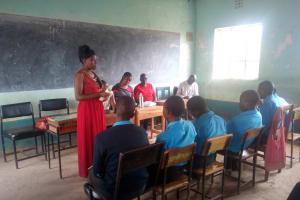 The Water Project: Mutsuma Secondary School -  Training