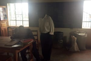 The Water Project: Shina Primary School -  In Class