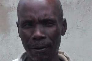 The Water Project: Jivovoli Community, Wamunala Spring -  Mr Henry Masiza