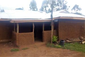 The Water Project: Mwituwa Community, Nanjira Spring -  Household
