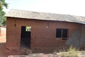 The Water Project: Ndaluni Primary School -  Kitchen