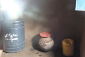 The Water Project: Kitali Community -  Water Containers