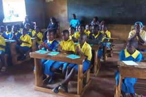 The Water Project: Munyanda Primary School -  Training