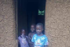 The Water Project: Mwituwa Community, Nanjira Spring -  Community Children