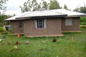 The Water Project: Muraka Community, Peter Itevete Spring -  Household