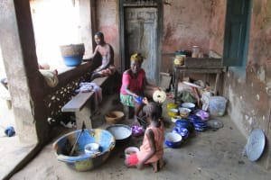 The Water Project: Tulun Community, 10 Tulon Road -  Community Members