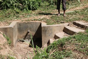 The Water Project:  Dry Spring