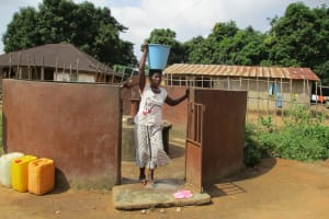The Water Project: Kasongha Community, Maternal Child Health Post -  Well We Will Drill Deeper