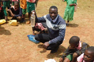 The Water Project: Womulalu Primary School -  Training