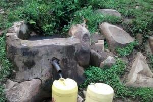 The Water Project: Lihanda Secondary School -  Odera Spring