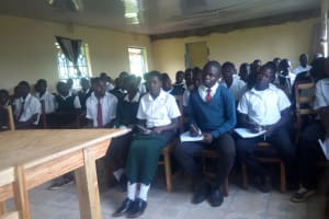 The Water Project: Shitoli Secondary School -  Students