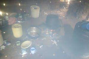 The Water Project: Shikhondi Girls Secondary School -  School Kitchen