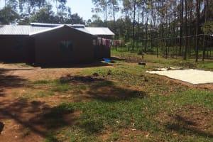 The Water Project: Matsakha Community, Mbakaya Spring -  Household