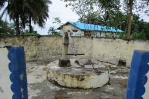 The Water Project: Yongoroo Community, New Life Clinic -  Well To Be Deepened