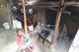 The Water Project: Kitali Community -  Kitchen
