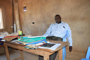 The Water Project: Nzalae Primary School -  Headteacher David Musyimi