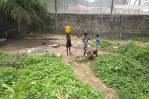 The Water Project: Tulun Community, 10 Tulon Road -  Water Source