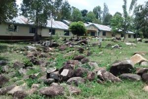 The Water Project: Lihanda Secondary School -  School Landscape