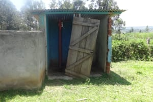 The Water Project: Musabale Primary School -  Latrines