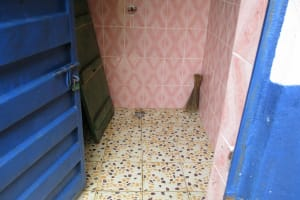 The Water Project: Yongoroo Community, New Life Clinic -  Bathing Room