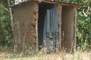 The Water Project: Kitali Community -  Latrines