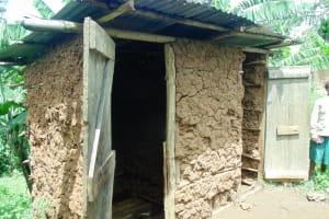 The Water Project: Gemeni Salvation Primary School -  Latrines