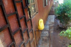 The Water Project: Shihalia Primary School -  Schools Handwashing Station