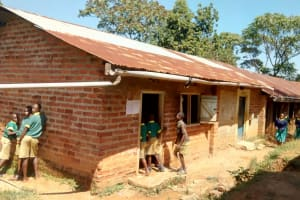 The Water Project: Muyere Primary School -  Classrooms