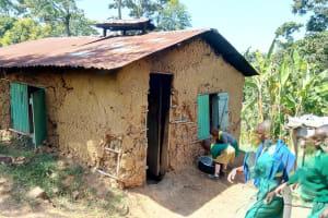 The Water Project: Muyere Primary School -  Schools Kitchen