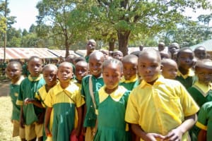 The Water Project: Muyere Primary School -  Students