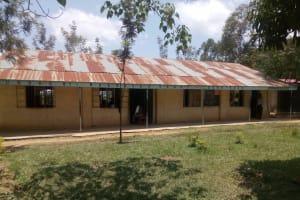 The Water Project: Naliava Primary School -  Classroom Building