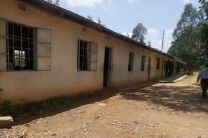 The Water Project: Naliava Primary School -  Classrooms