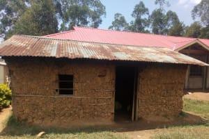 The Water Project: Naliava Primary School -  Kitchen