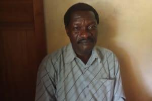 The Water Project: Naliava Primary School -  Schools Senior Teacher