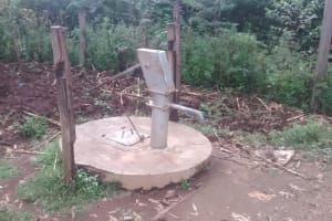 The Water Project: Shihimba Primary School -  Dry Borehole