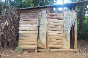 The Water Project: Shihimba Primary School -  Latrines
