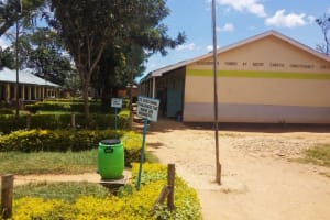 The Water Project: Precious School Kapsambo Secondary -  Schools Compound
