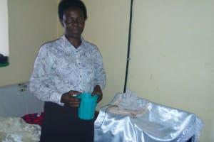 The Water Project: Precious School Kapsambo Secondary -  Schools Matron