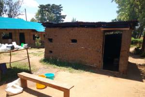 The Water Project: Emukangu Primary School, Shibuli -  School Kitchen