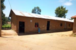 The Water Project: Emukangu Primary School, Shibuli -  Schoolbuilding