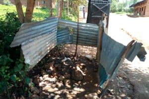 The Water Project: Emukangu Primary School, Shibuli -  State Of Boys Urinals