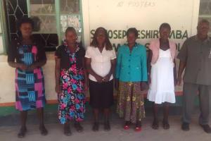 The Water Project: St. Joseph Eshirumba Primary School -  Schools Administration