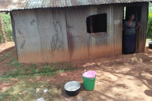The Water Project: Shitaho Community School -  Kitchen
