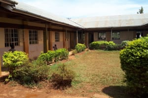 The Water Project: Shitaho Community School -  School Compound