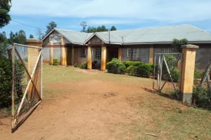 The Water Project: Shitaho Community School -  Shitaho Community School