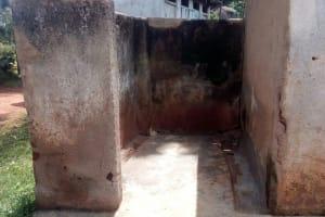 The Water Project: Matsigulu Primary School -  Boys Urinals
