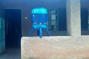 The Water Project: Matsigulu Primary School -  Drinking Water Point At The School