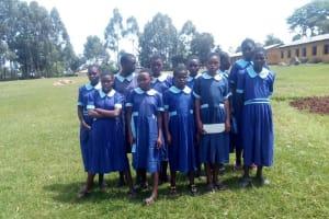 The Water Project: Matsigulu Primary School -  Female Students
